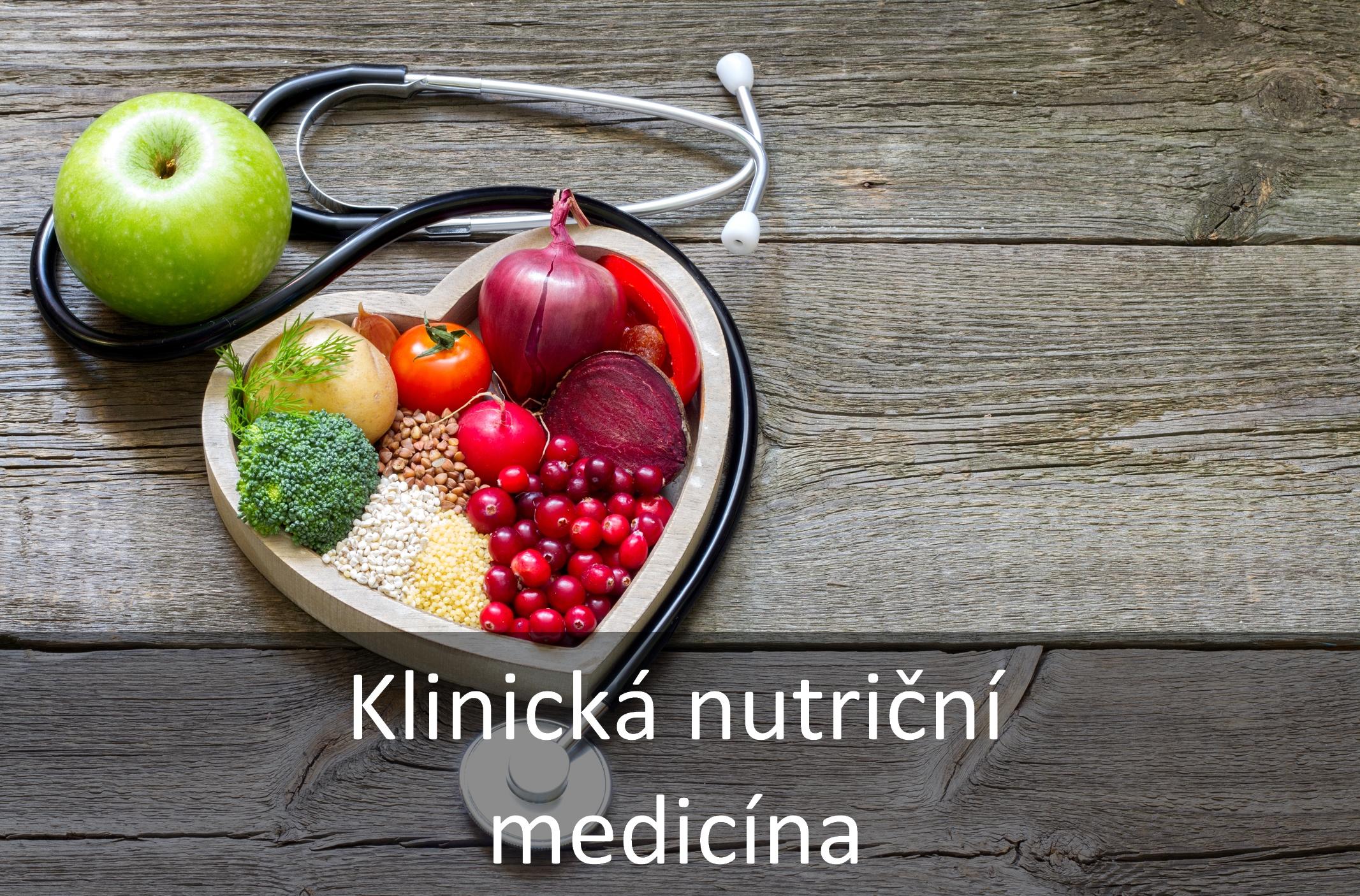 Klinická nutriční medicína – 5leté studium